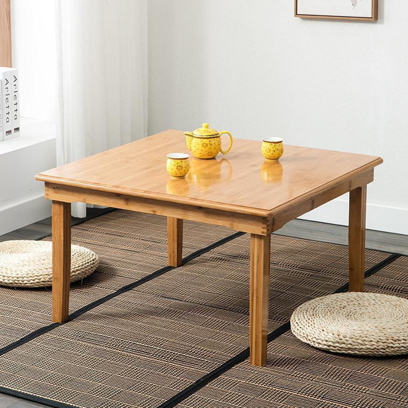 折疊桌餐桌家用簡易小桌子簡約可折疊小方桌炕桌戶外便攜式矮桌子神秘的小店