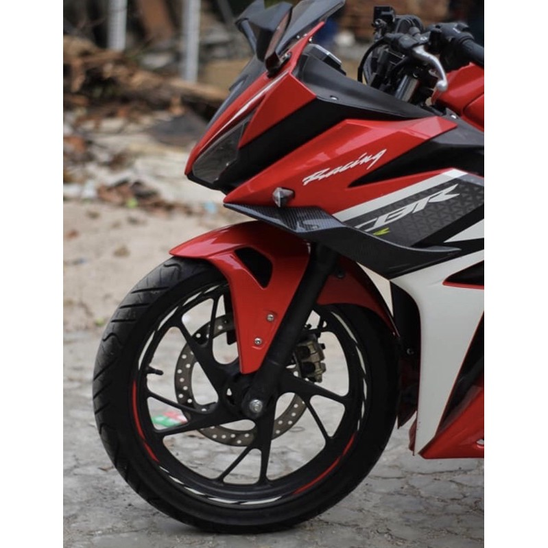 【XYMOTO】Honda Cbr150r Carbon 碳纖維 卡夢 定風翼 空力套件