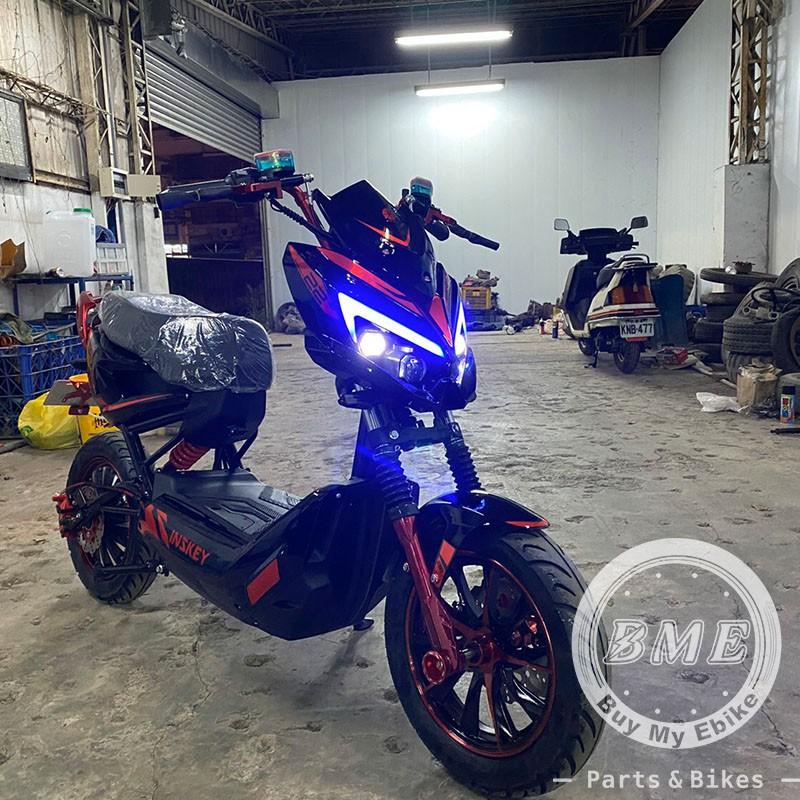 【BME】最新款 INSKEY 22美猴王戰狼 Ebike, 電動車, 戰狼, new brand, warwalf