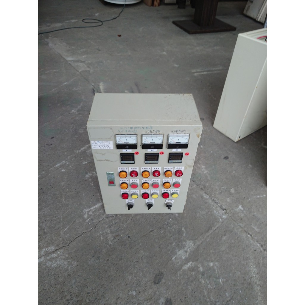 [龍宗清] 電器控制箱(開關箱) (19052206-0080)鐵箱 配電箱 分電箱 無熔絲開關 動力箱 缺貨