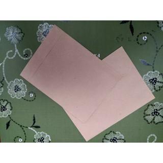 包材出清系列--素牛皮空白袋(36K平袋)11.4*8.2cm 臺北市