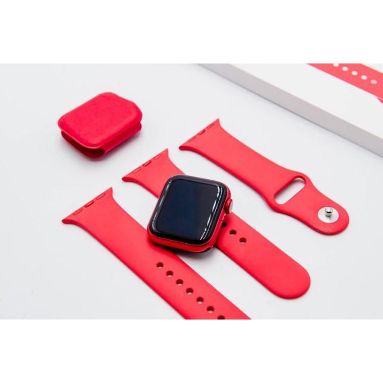 狀況好僅拆封福利品 內文有實圖及詳述 Apple WATCH S6 40MM GPS 紅色 A2291