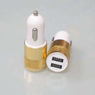 [添購]雙孔USB點煙器2.1A充電器12v - 24V 高雄市