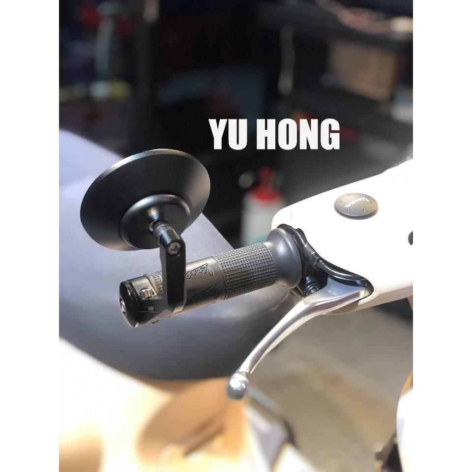 【YuHong Vespa】端子手把鏡/圓鏡