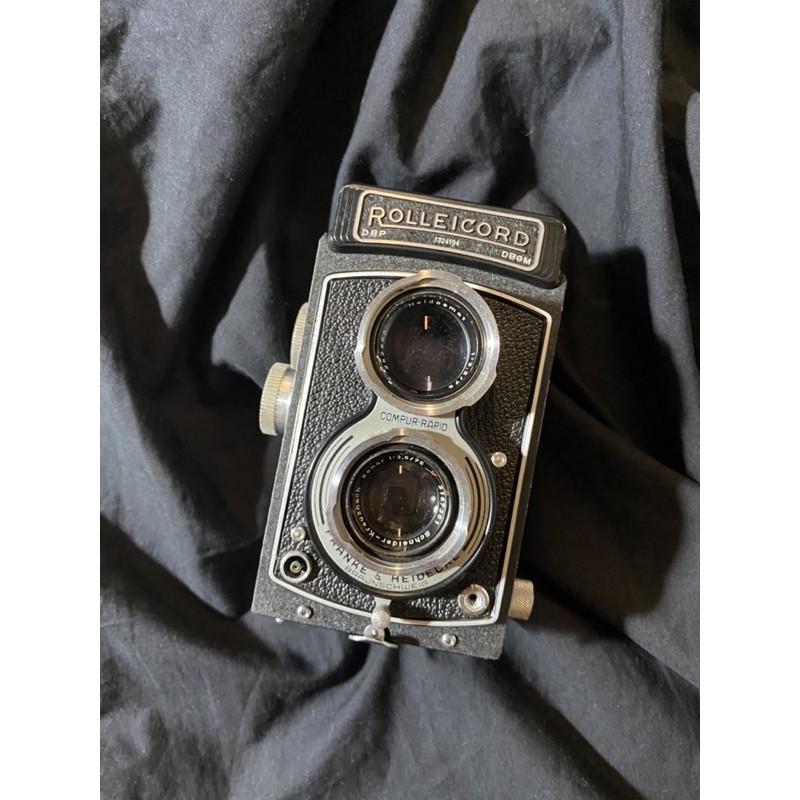Rolleicord III 120底片 雙眼相機(有實拍)