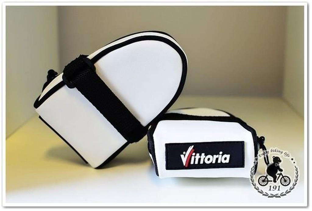 (高雄191)Vittoria 限量紀念座墊包+Vittoria 內胎+挖胎棒x2 超值組