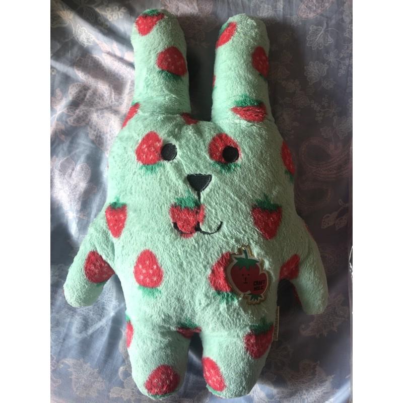CRAFTHOLIC 宇宙人 寶貝條文猴 草莓兔