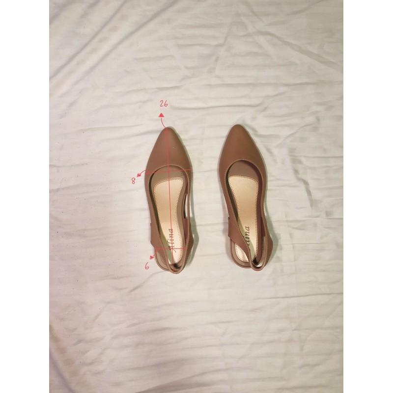 Alina小跟鞋(二手鞋)