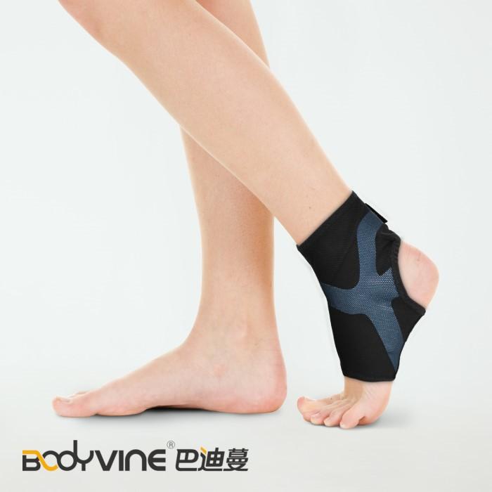 BODYVINE巴迪蔓 超肌感貼紮護踝-1只