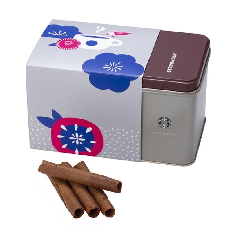 星巴克精選咖啡蛋捲禮盒最受歡迎的點心之一星巴克線上商店代購