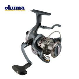 ◂鶴本🐽釣具▸ OKUMA - 力霸 Lebra 手煞紡車捲線器 力霸捲線器