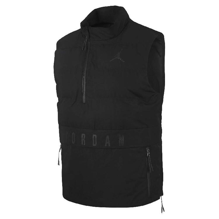 柯拔 Jordan As 23 Tech Vest 926478-010 黑色 羽絨 背心