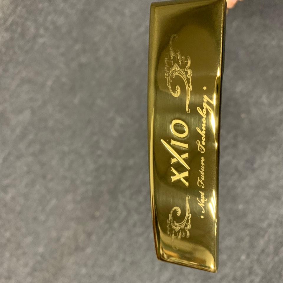 正品黃金版xx10高爾夫球桿男士推桿特價34.35寸
