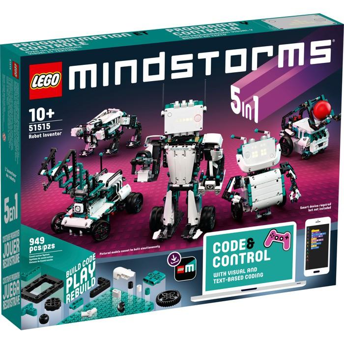 【晨芯樂高】樂高機器人 LEGO MINDSTORMS 51515 Robot Inventor SPIKE家用版