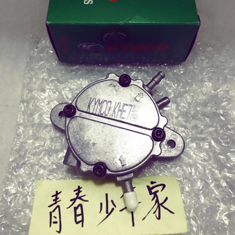 《青春少年家》KYMCO 光陽 原廠 G4 G5 雷霆 頂客 汽油幫浦 化油版 16700-KHE7-220