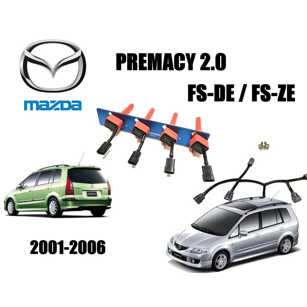 CARSPEED MAZDA PREMACY 2.0 2001-2006 強化考耳