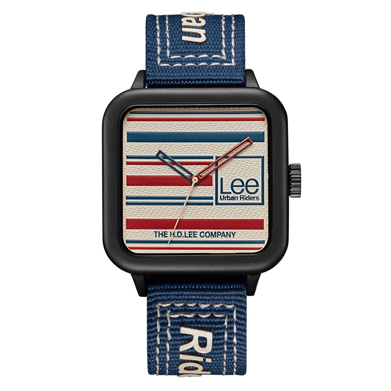 LUUD原創館  lee手錶2021新款簡約氣質復古vintage情侶錶男女學生防水手錶U312