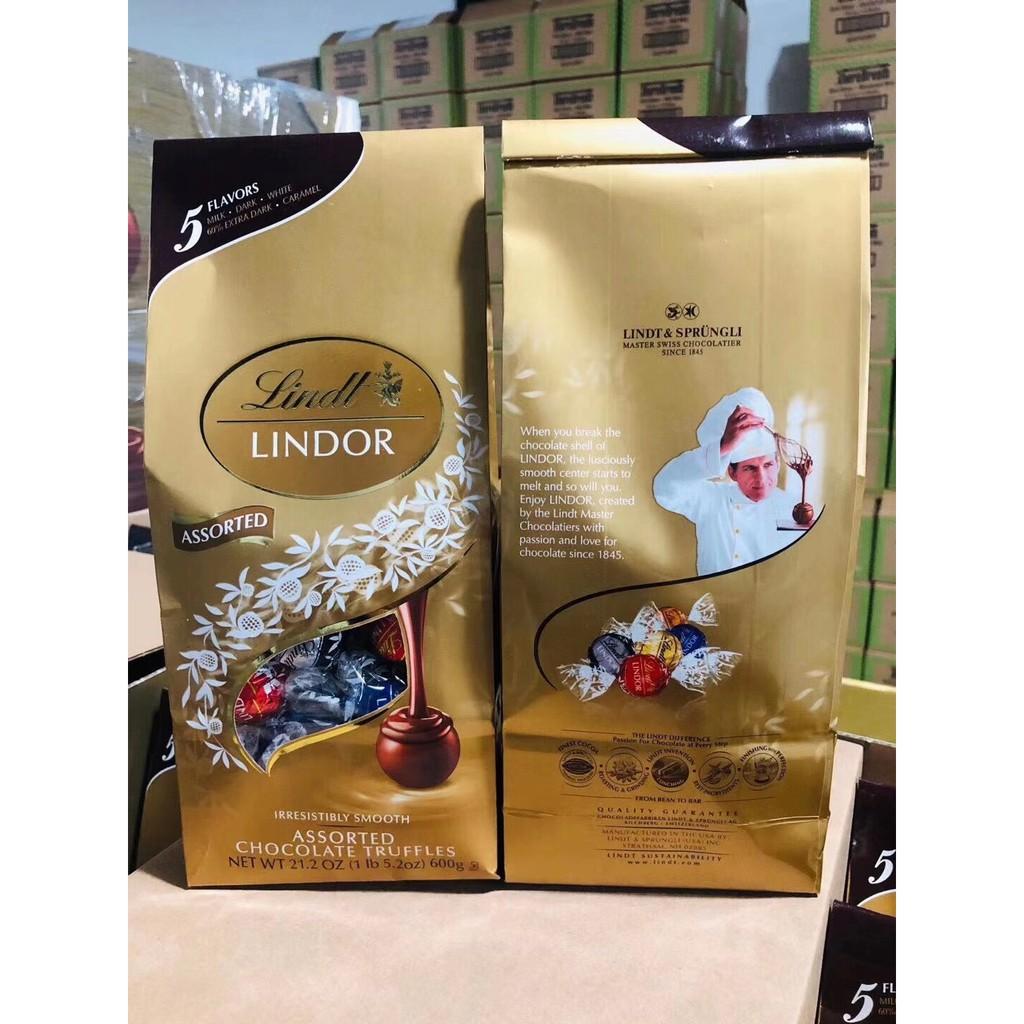 美國瑞士蓮世界排名第壹的軟心球巧克力