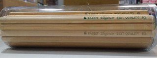 台灣玉兔小三角HB鉛筆(台灣製造)每支$8元~筒裝(每筒36支裝優惠價每筒$250)盒裝(每盒4筒裝特惠價$950) 新北市