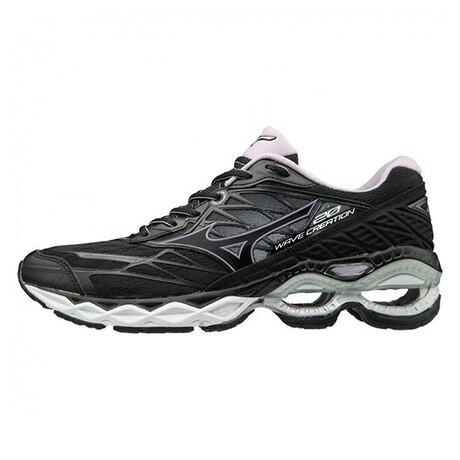 [25.5碼]美津濃MIZUNO J1GD190109 WAVE CREATION 20慢跑鞋 運動鞋 路跑鞋 女