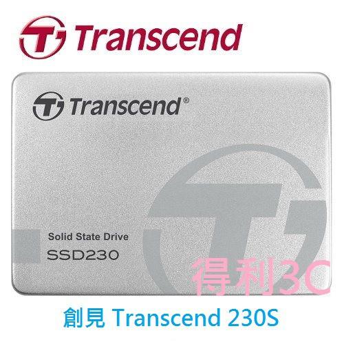 【折扣碼現折】創見 Transcend 230S 256G 256GB 512GB 1TB 2.5吋 SSD固態硬碟
