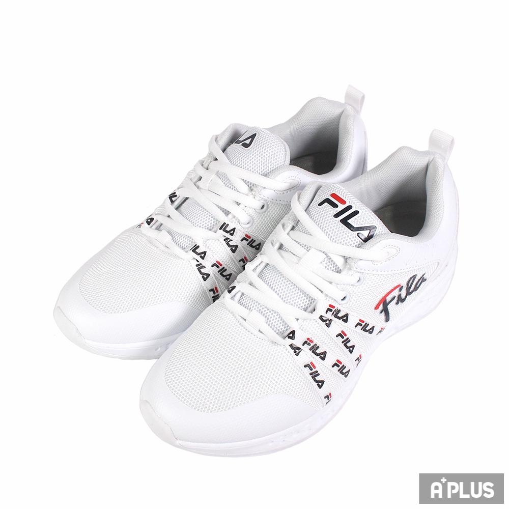 FILA 男慢跑鞋 - 1J903U123