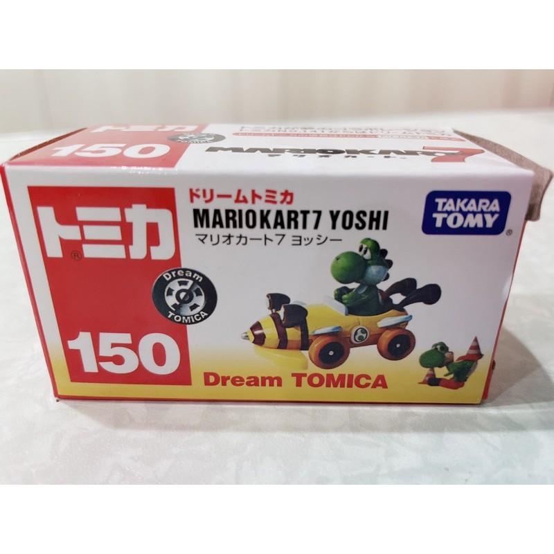 耀西烏龜  瑪利歐 車 賽車 玩具車 多美車 tomica 盒裝