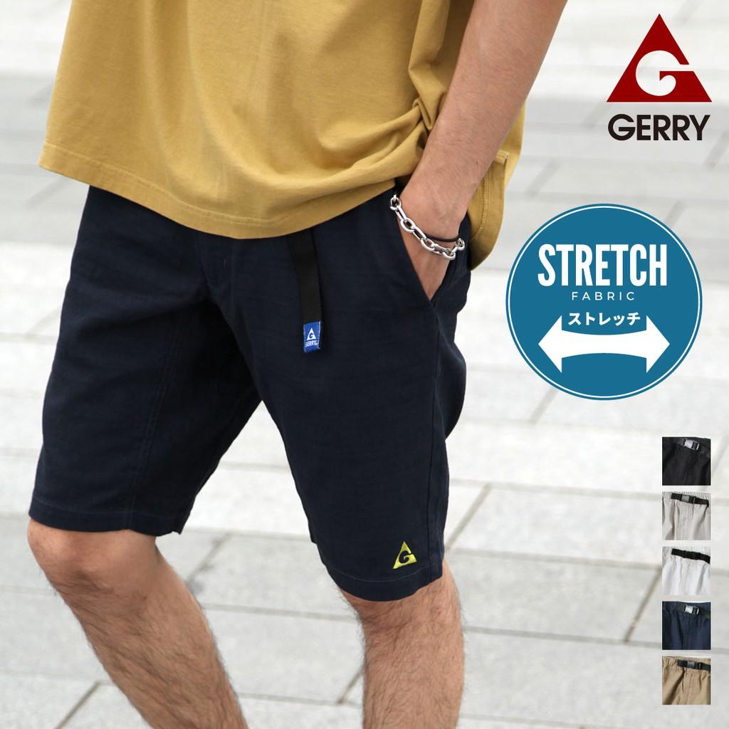 GERRY 透氣戶外短褲 Baniran 男短褲 5色【7633】