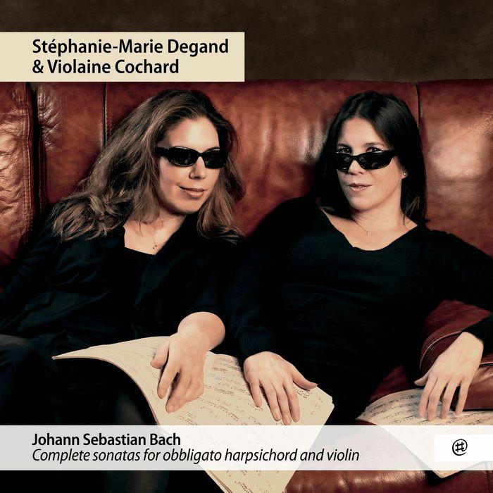 巴哈 小提琴及大鍵琴奏鳴曲全集 Bach sonatas for harpsichord NMM071