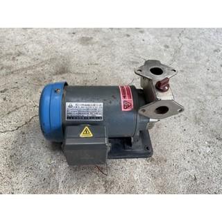 1/ 2HP 白鐵抽水機 不鏽鋼齒輪抽水機 彰化縣