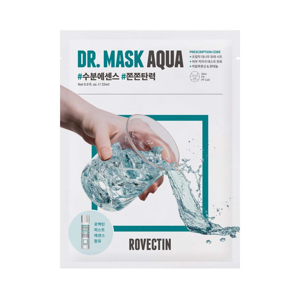 [Rovectin] Skin Essentials Dr. Mask 保濕面膜 (5入)