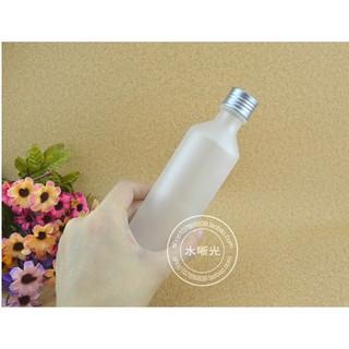 120ml 愛心磨砂玻璃乳液盒 純露瓶系列 分裝瓶 乳液瓶 爽膚水瓶 高雄市