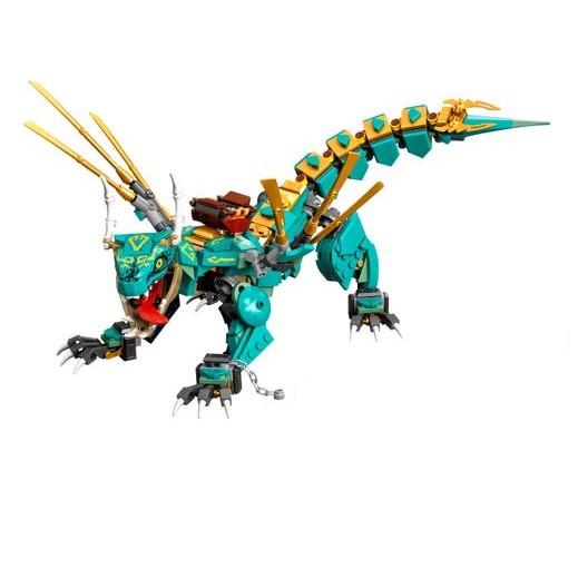 LEGO 71746 叢林之龍 單售龍 無人偶