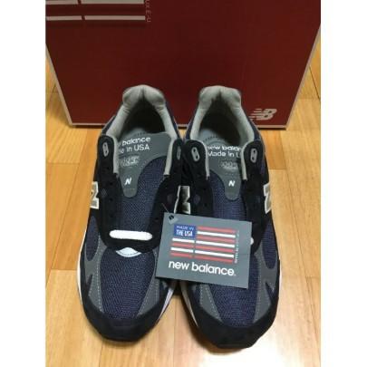 男女鞋 New Balance 993 海軍藍 美製 MR993NV 990