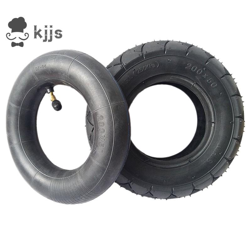 電動車輪胎及內胎充氣200X50輪胎剃刀E100 E150 E200 能量核心E100 沙灘車 EPunk