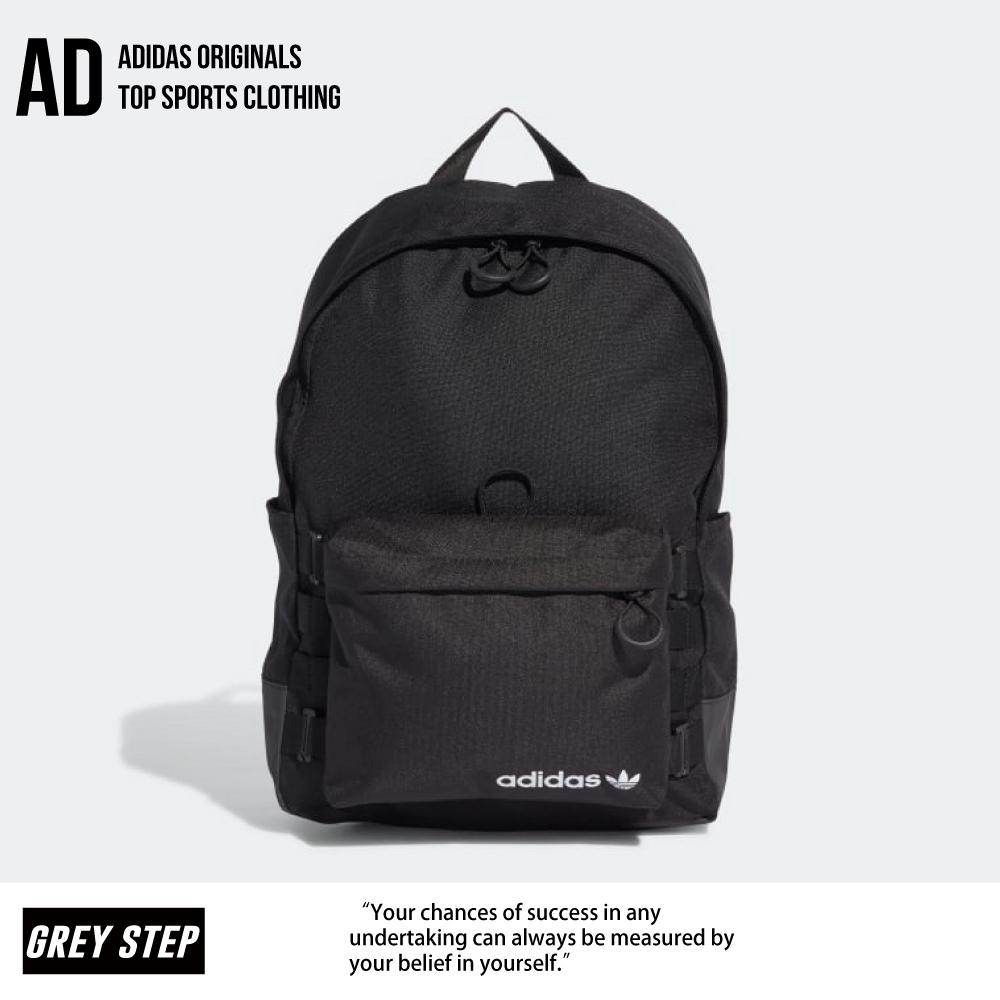 Adidas 愛迪達 三葉草 後背包 背包 黑色 GD4768 全新正品 統一發票 快速出貨