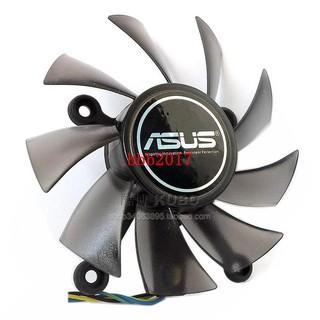 現貨新品ASUS 華碩 GTX550TI 750 460 560  6670 6850 7770 7850顯卡風扇重磅