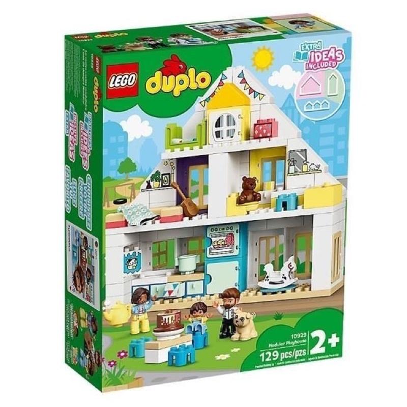 樂高LEGO 得寶系列 模組玩具屋 10929