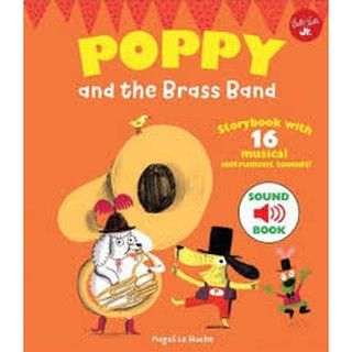 【QED】Poppy and the Brass Brand PACO帕可好愛銅管樂 台北市