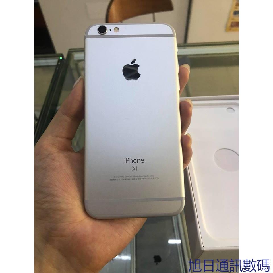 {旭日通訊數碼}  99新6S 16G 64G 4.7吋 IPhone6S Apple 中古機 中古手機 二手