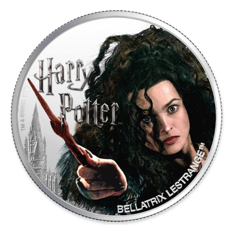 預購 - 2020斐濟-魔法世界系列-貝拉·雷斯壯-1盎司銀幣