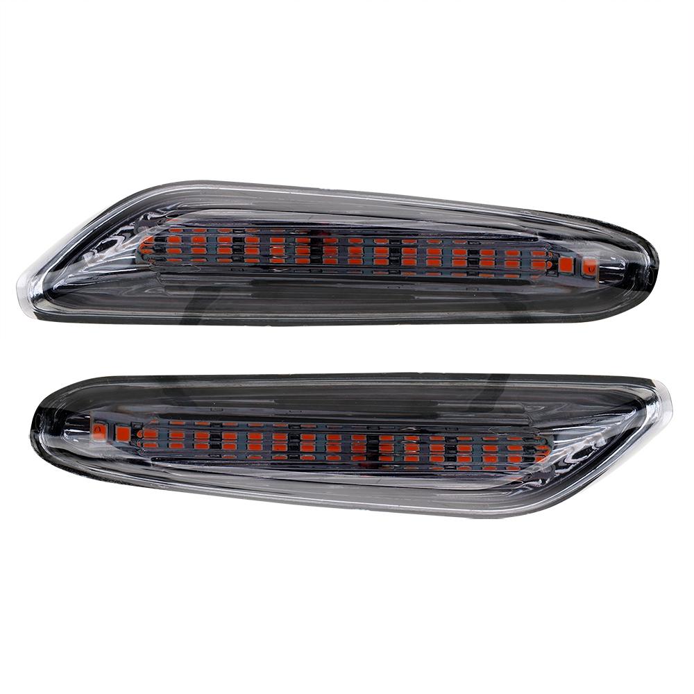 一個裝 寶馬車燈 轉向燈 日行燈 指示燈 方向燈 寶馬E90 E91 E92 E60 E87 E82 E61 車燈