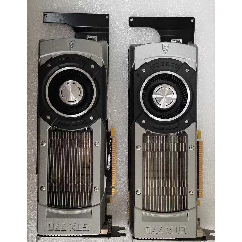 NVIDIA GeForce GTX770 2G公版顯示卡