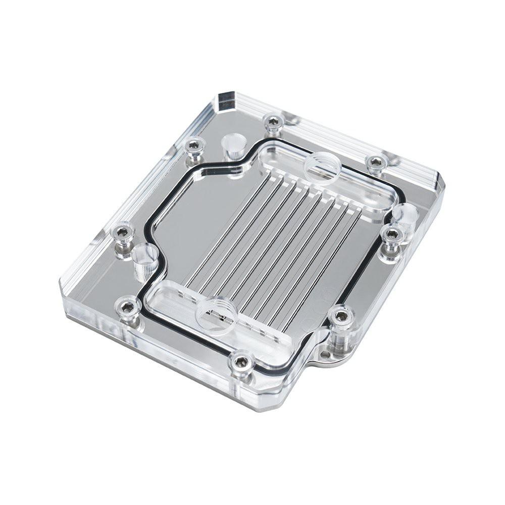 【現貨】NVIDIA RTX3090 背面冷頭 顯卡顯存背板散熱器  軟硬管分體式水冷