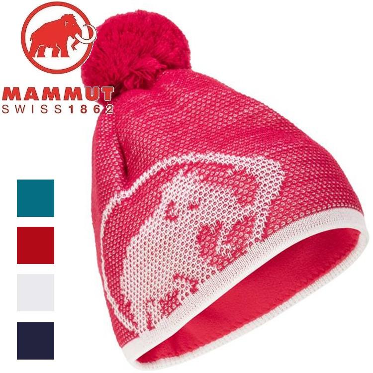 Mammut 長毛象 毛帽/登山保暖帽/滑雪帽 Snow Beanie 1191-00101