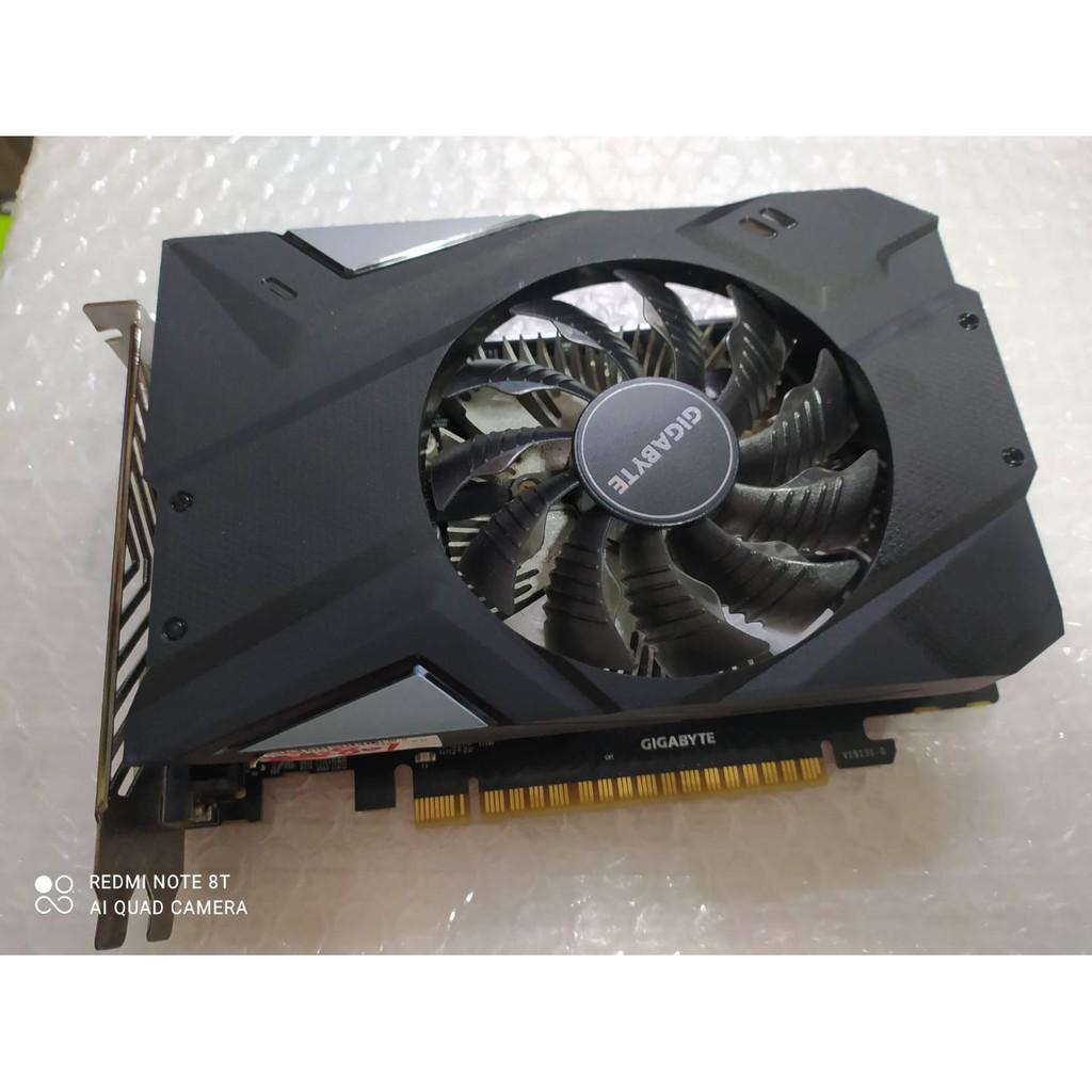 技嘉 GeForce® GTX1650 4G SUPER™ OC 顯示卡 B0001
