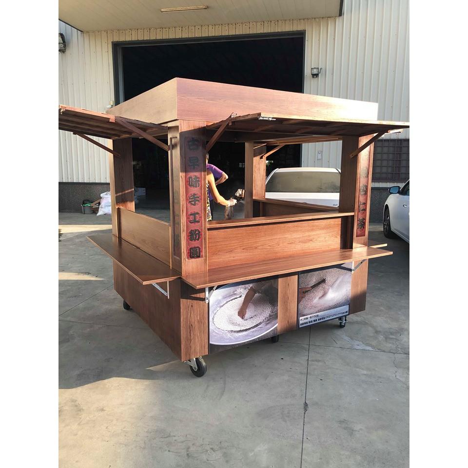 小時木做攤車  關東煮攤車  飲料式攤車  串燒攤車  各式攤車