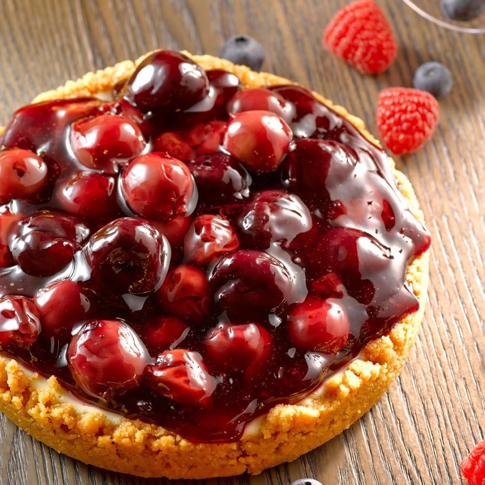 《the secret cake 法國的秘密甜點》森林莓果佐起士