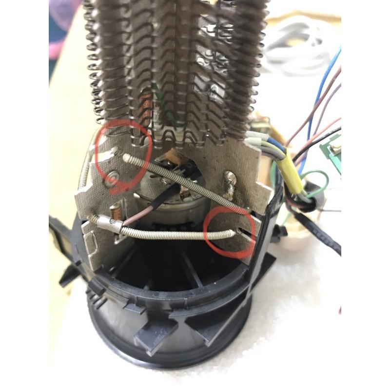 Panasonic 國際牌負離子吹風機NA95 NA96 NA97 NA98 NA99 NA9A 電阻絲維修換新