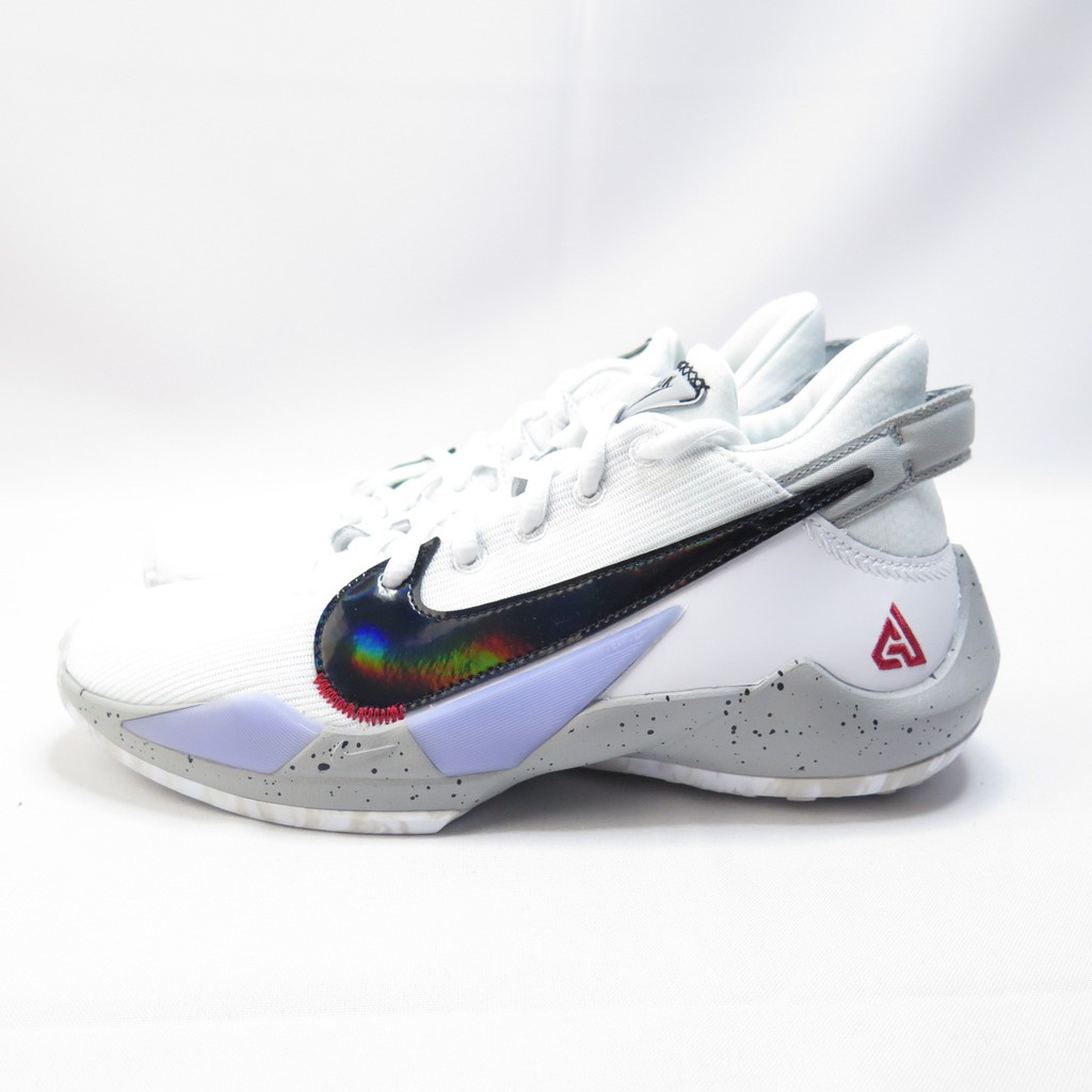 NIKE FREAK 2 (GS) 籃球鞋 CN8574100 大童 白【iSport愛運動】